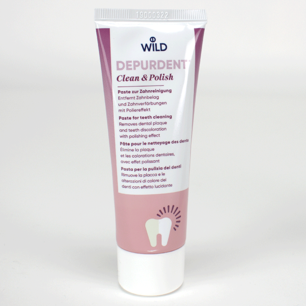 WILD: 10.1437 - Depurdent    75 ml Tube