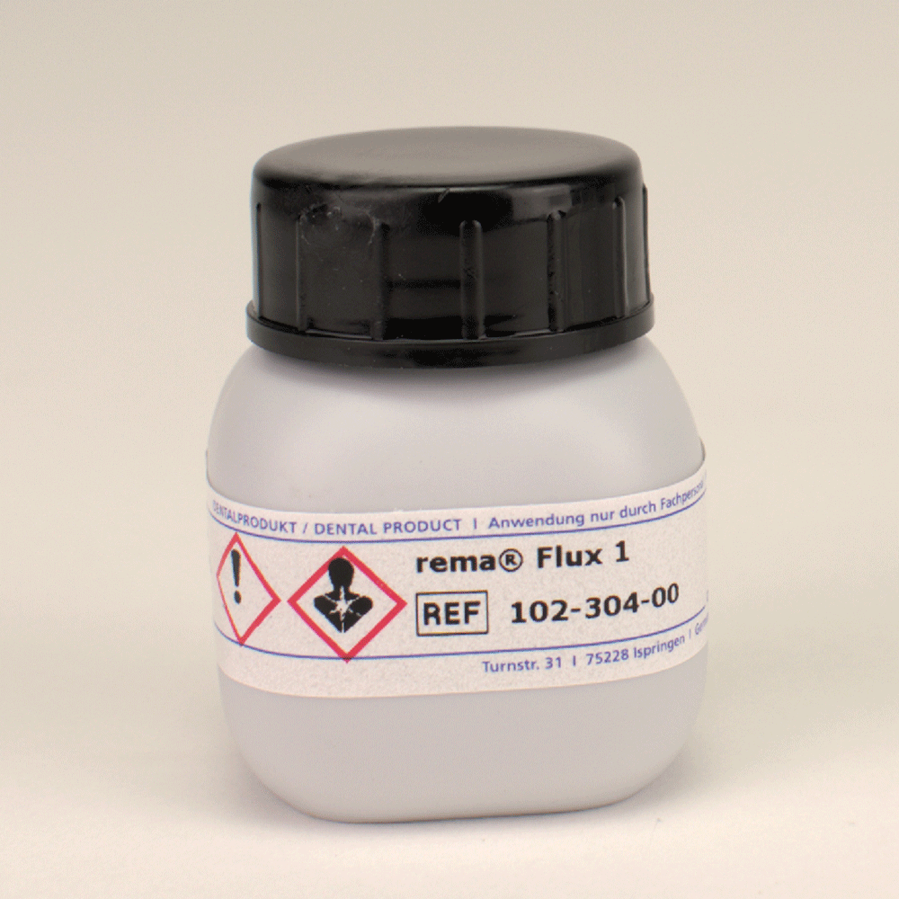DENTAURUM: 102-304-00 - Rema-Flux 1 25G